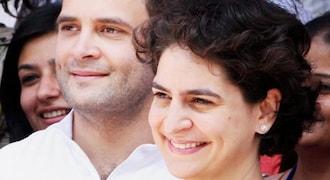 Priyanka Gandhi has a national role to play as general secretary, says Rahul Gandhi