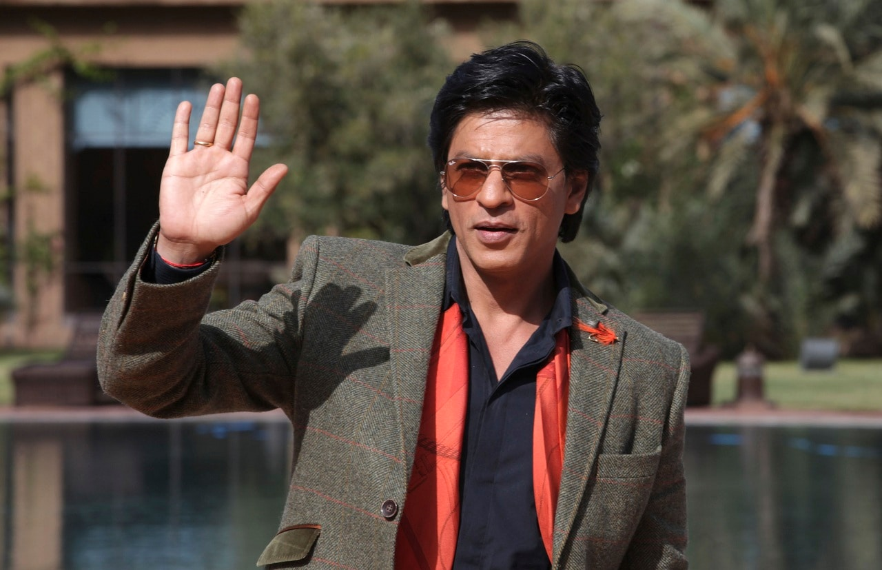 #9. Bollywood actor Shahrukh Khan. Admiration Score: 3.63 percent. (Image: Reuters)