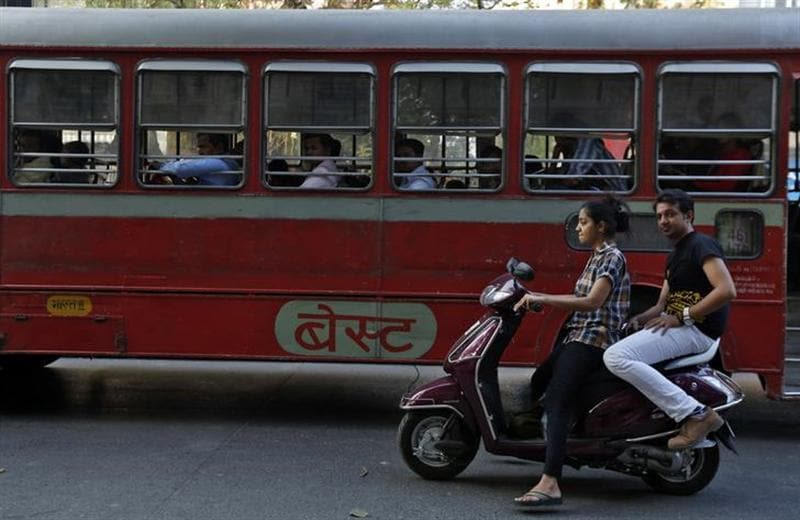 7. Maharashtra Scooters Limited rose 2.39 percent to reach the 52-week high of Rs 4,679 per share on Wednesday. (Image: Reuters)