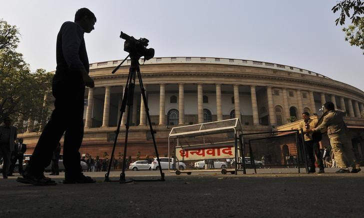 8. Government's Liabilities: Government's total liabilities reached Rs 84.68 lakh crore at the end of March 2019, up 1.5 per cent over the preceding quarter, a report released by the Finance Ministry said on Friday. The total liabilities stood at Rs 83.40 lakh crore crore at end-December 2018. Public debt accounted for 89.5 per cent of the total outstanding liabilities at end-March 2019. Nearly 28.27 per cent of the outstanding dated securities had a residual maturity of less than 5 years. (Image: Reuters)