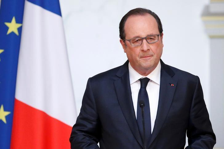8. François Hollande: The former President of France was the chief guest at the 67th Republic Day celebrations in 2016. France and India relations have traditionally been close and friendly and both countries have a 'special relationship' with each other. Both nations have a centuries-old history of trade relations. (Image Source: Reuters)