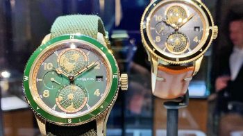 SIHH 2019: Candy coloured, retro, aircrafts-inspired and gender neutral are the new mainstream in luxury watches