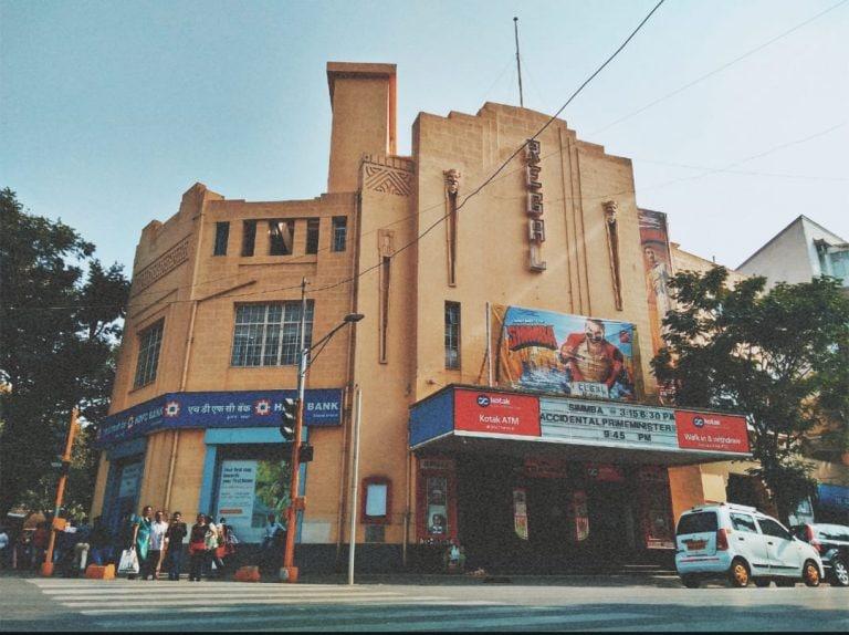 Romancing the movies at Regal in Mumbai
