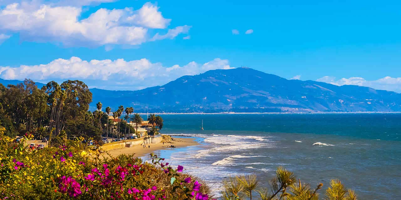 3. Santa Barbara, California, US: Once known for attracting Hollywood movie stars, this Californian city has now become a foodie magnet. The acclaimed Melbourne and Manhattan chef Jesse Singh oversees Bibi Ji, an edgy Indian restaurant. The city also offers more than 30 wine tasting rooms. (Source: The New York Times) (Image Source: www.visitcalifornia.com)