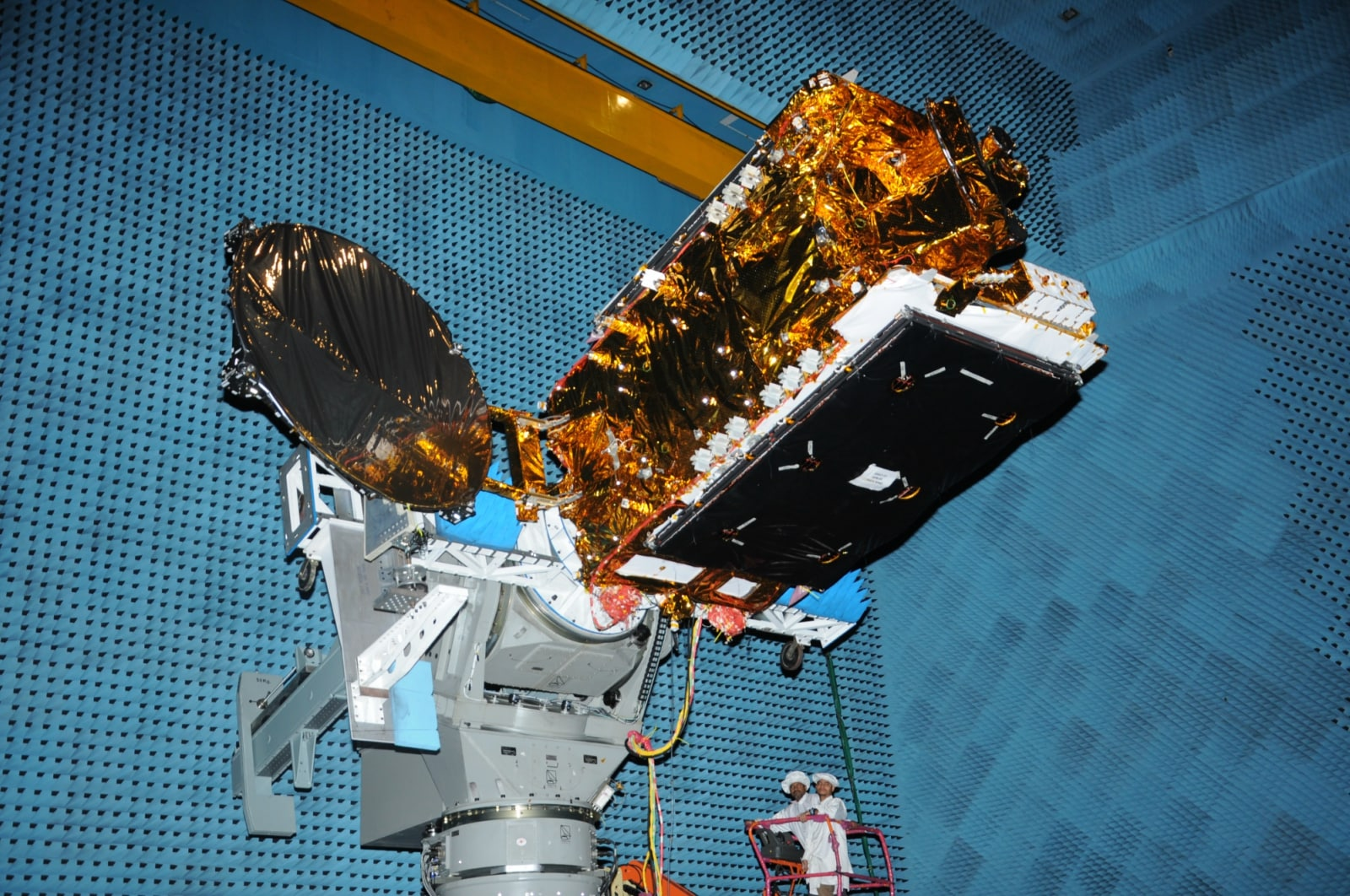 India's telecommunication satellite, GSAT-31 was successfully launched on February 06, 2019 from Kourou launch base, French Guiana by Ariane-5 VA-247.