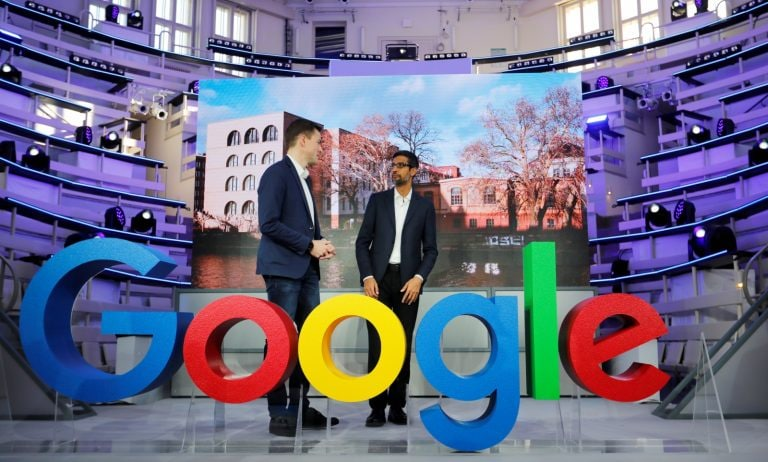 Google to invest $13 billion in the US this year