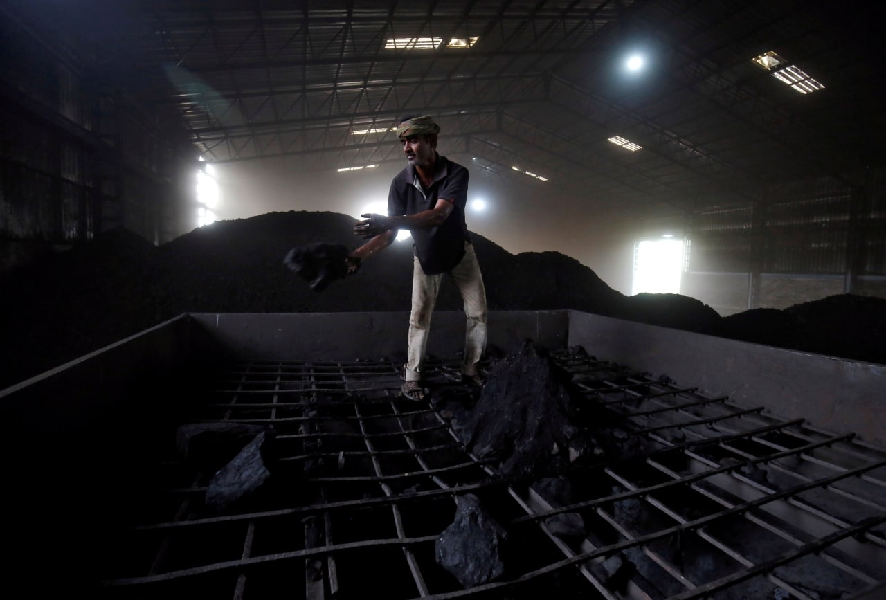 Coal India: Coal India Ltd subsidiary Northern Coalfields Ltd (NCL) has achieved the 100-million-tonne production milestone, which also happens to be the target for the current fiscal 2018-19, a company official said on Wednesday. (Image: Reuters)