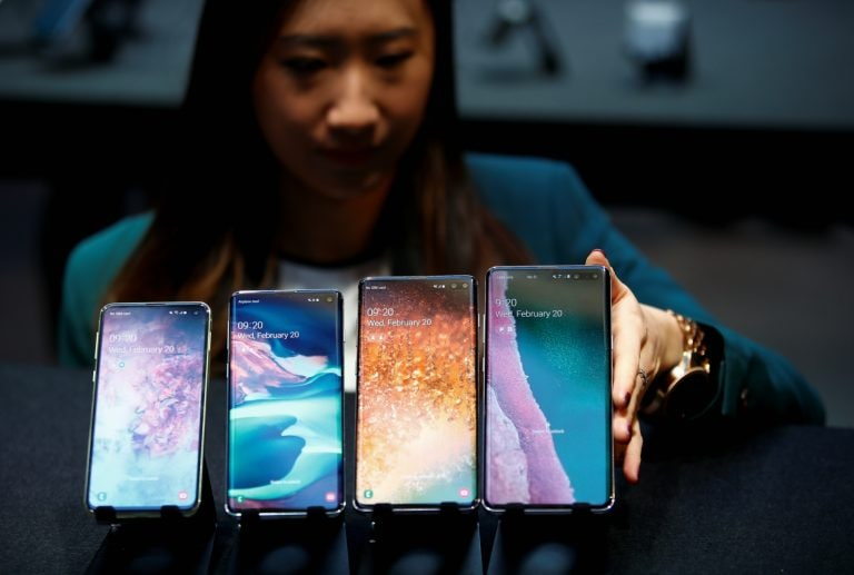 Samsung launches flagship Galaxy S10, S10+, S10e smartphones
