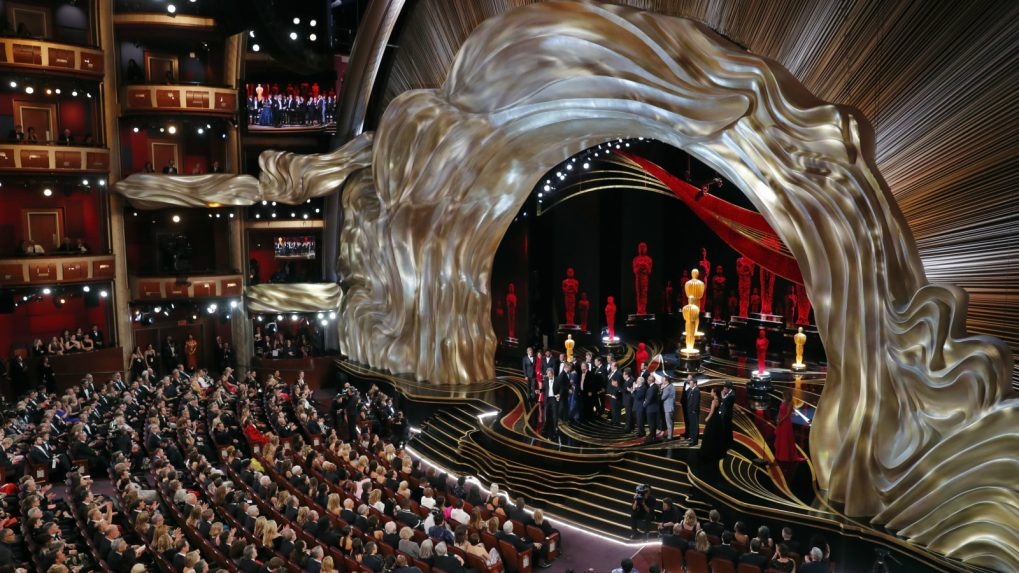 Oscars on our mind, contenders on our screens