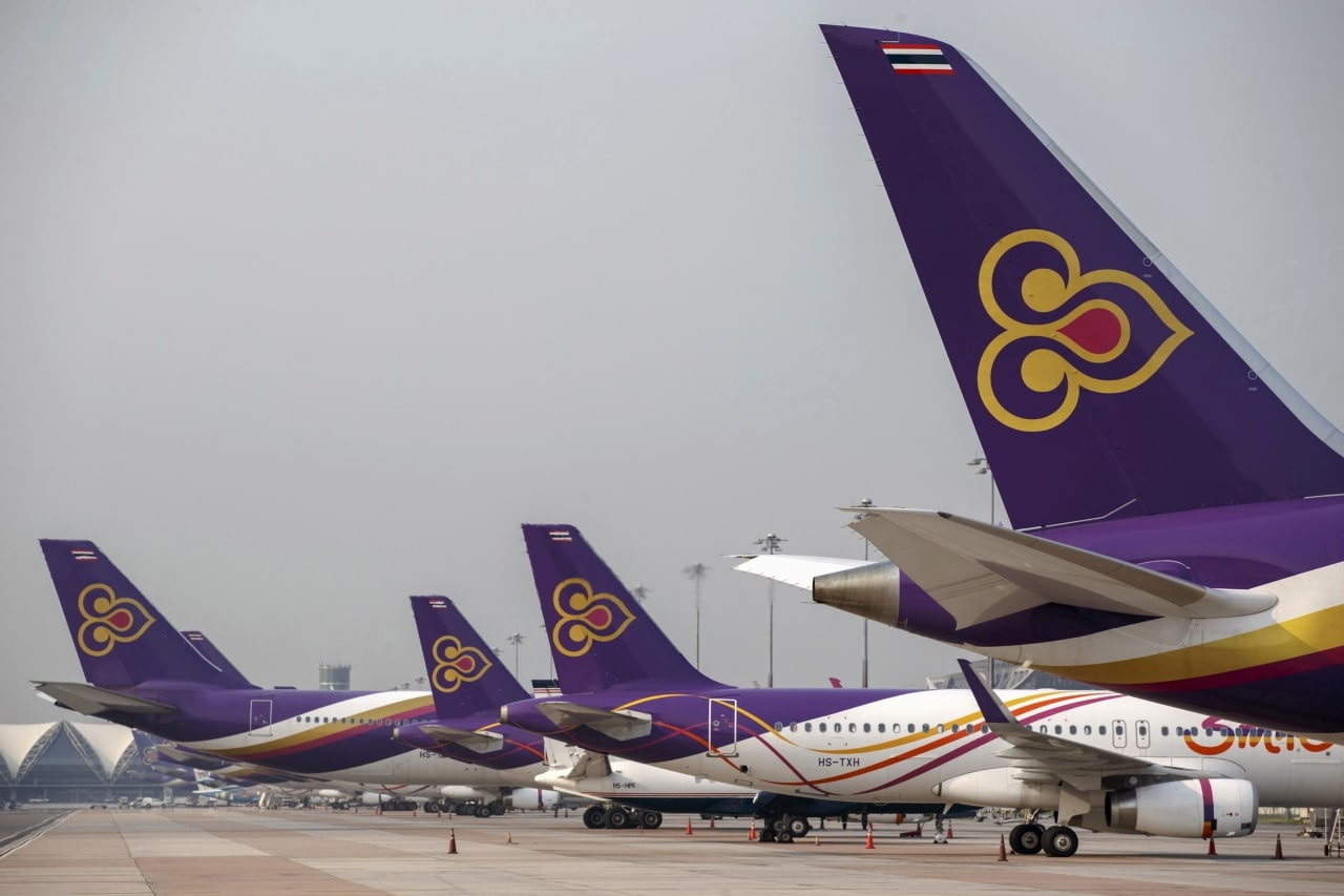 #10. Thai Airways:  Thai Airways, the flagship carrier of Thailand, was also awarded for the Best Staff Service in Asia. The airline was formed in 1988. (Image: Reuters)
