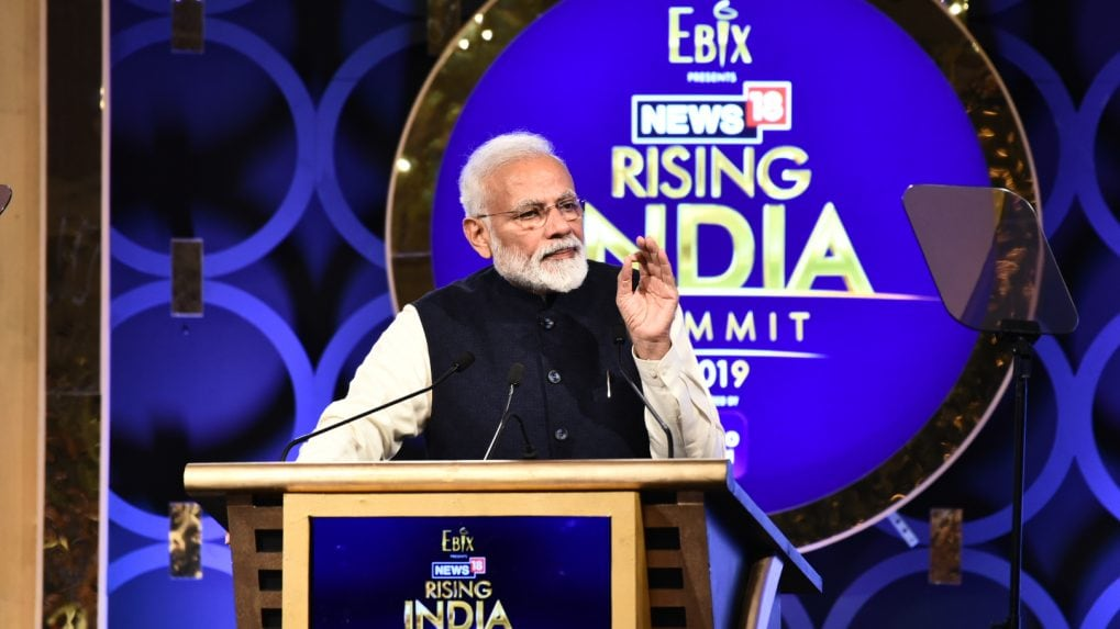 In Pics: Highlights from the first day of Rising India Summit 2019