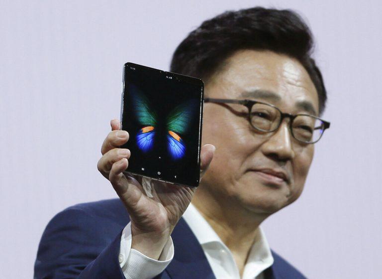 Samsung's first folding phone Galaxy Fold sold 1 million globally