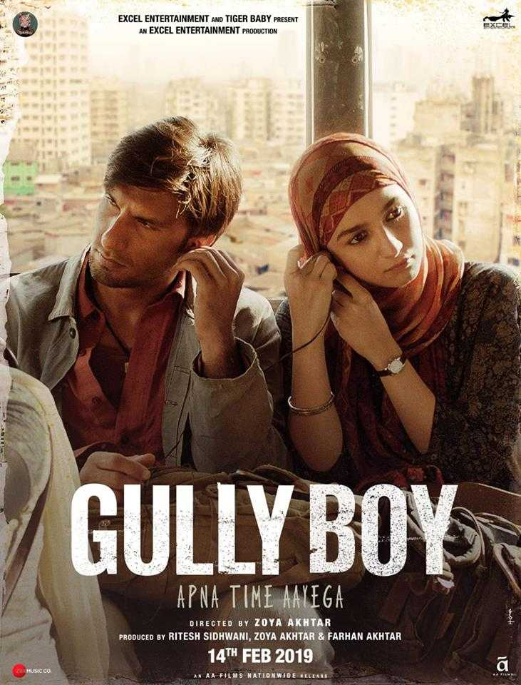 Zoya Akhtar's Gully Boy is India's official entry to Oscars 2019