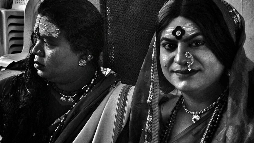 The life of transgenders at 'Kinnar Akhada' in Kumbh Mela