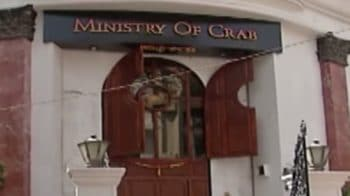 Ministry of Crab opens in Mumbai