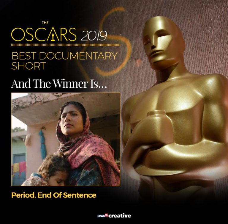 Oscars 2019: India-set short film 'Period  End of Sentence