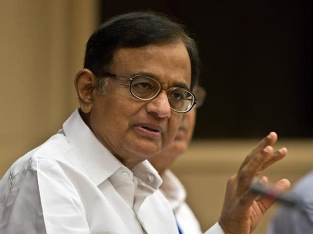 Former finance minister P Chidambaram described the Interim Budget as an account for votes.