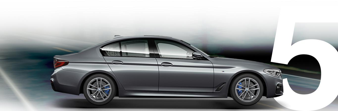 7. BMW 5: This is