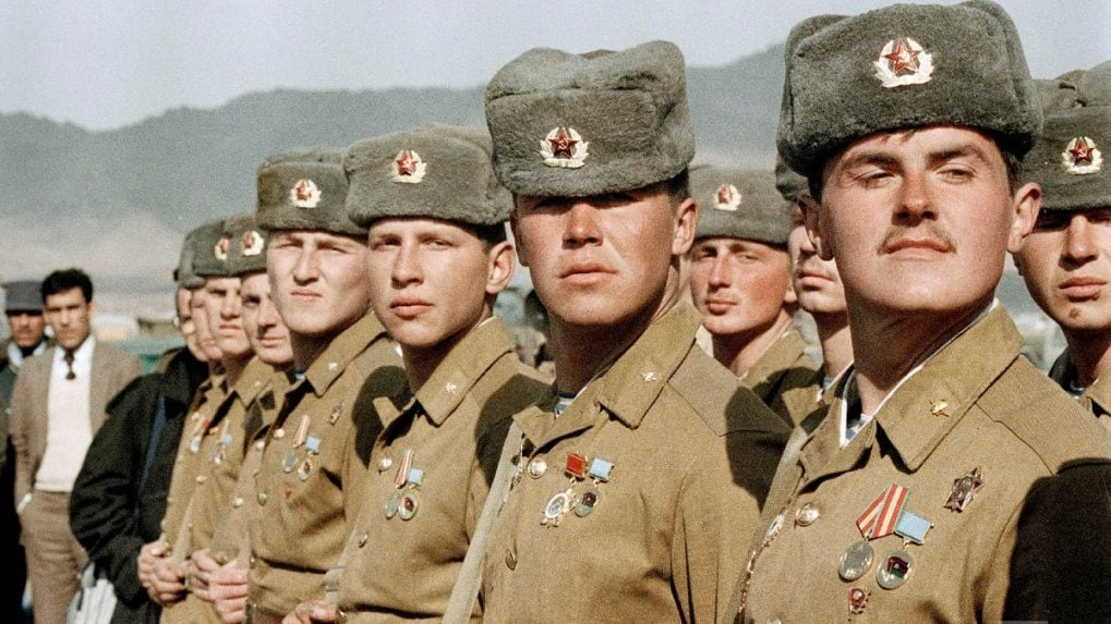 In Pictures: 31 years on, Russia views Afghan war with pride