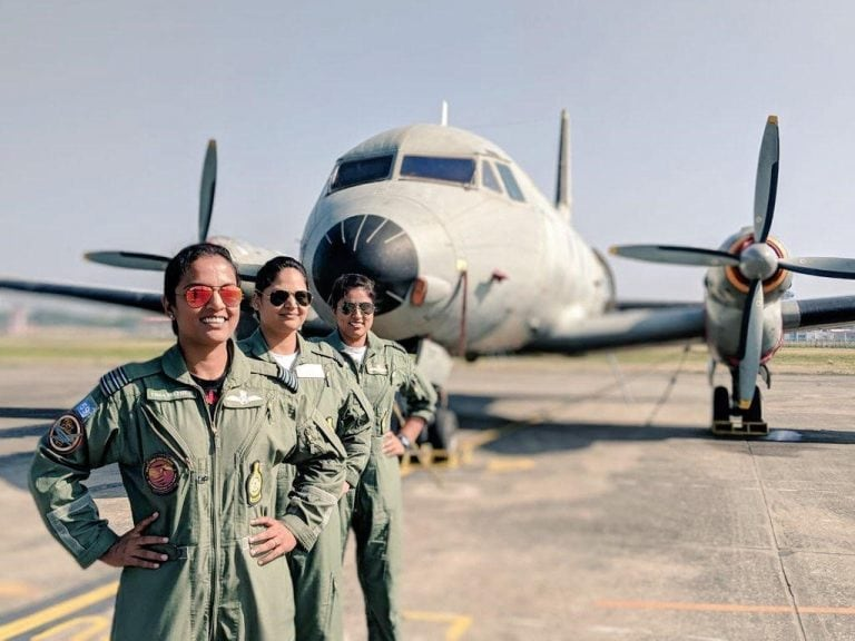 Northeast posting is crucial for military pilots, says all-women crew of Indian Air Force