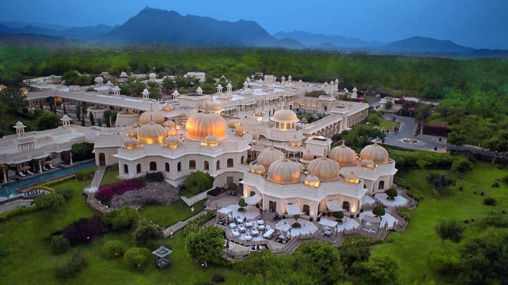 The Oberoi Udaivilas stands as a true heritage testament of the city of Udaipur