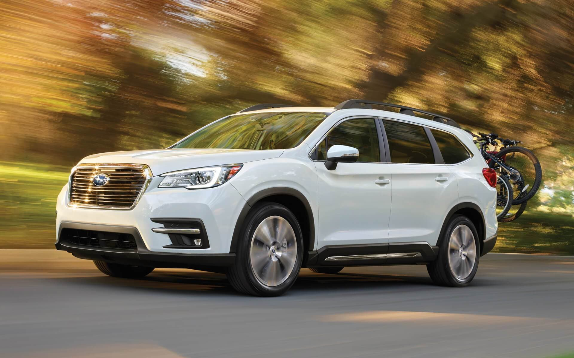10. Subaru Ascent: Talk about a nice rookie outing. This 3-row SUV is new, so it's a big surprise to see it make this list. But Consumer Reports said the vehicle is smooth and efficient with a comfortable and functional interior. Prices starting at $43,867.