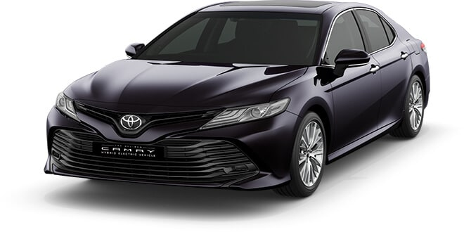 4. Toyota Camry Hybrid is