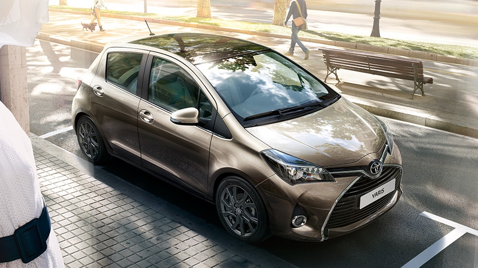 1. First on the list is Toyota's subcompact car Yaris. Prices starting at $17,750. The Yaris has