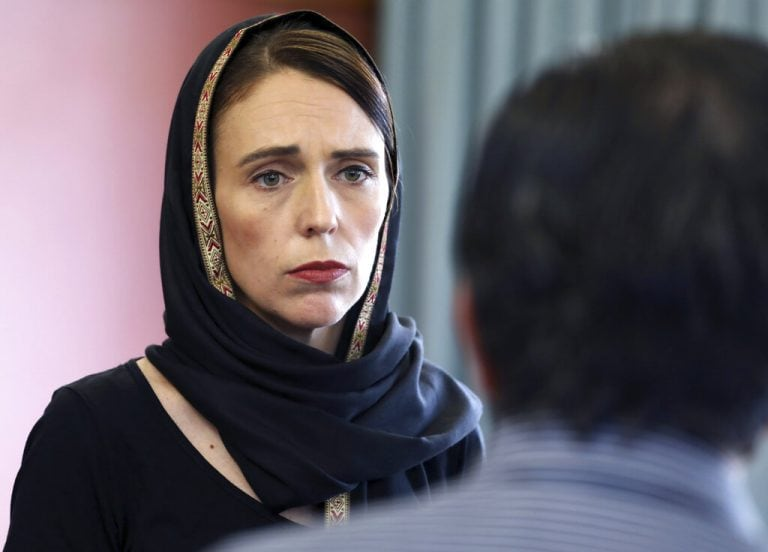 New Zealand PM Jacinda Ardern burnishes leadership after Christchurch carnage