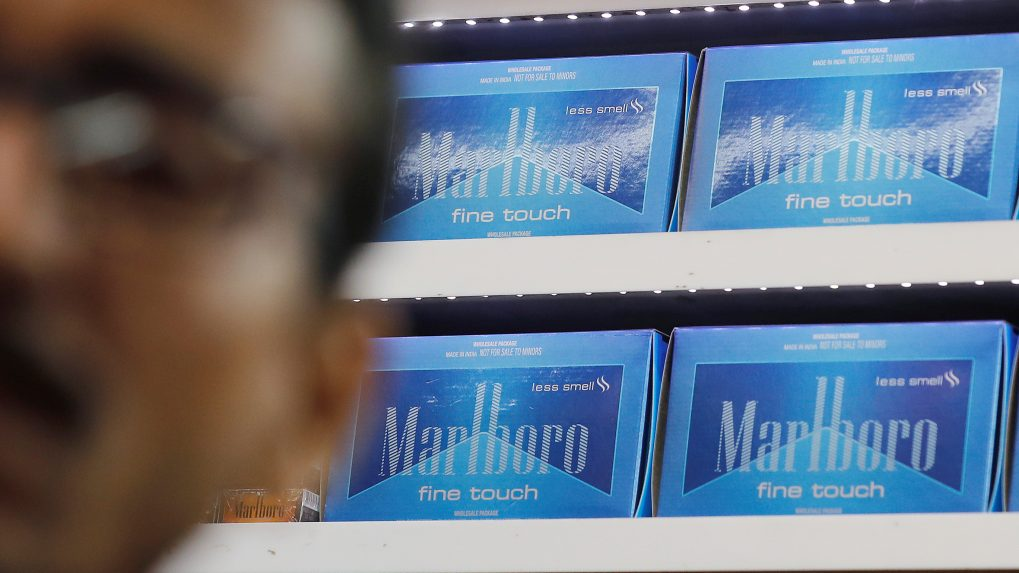 Philip Morris paid for India manufacturing despite ban on foreign investment, reveals documents