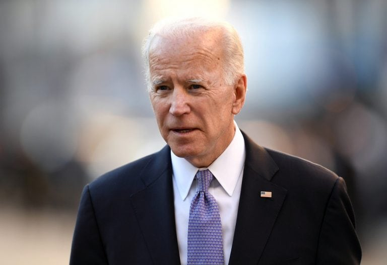 Former US Vice President Biden denies inappropriate conduct allegation