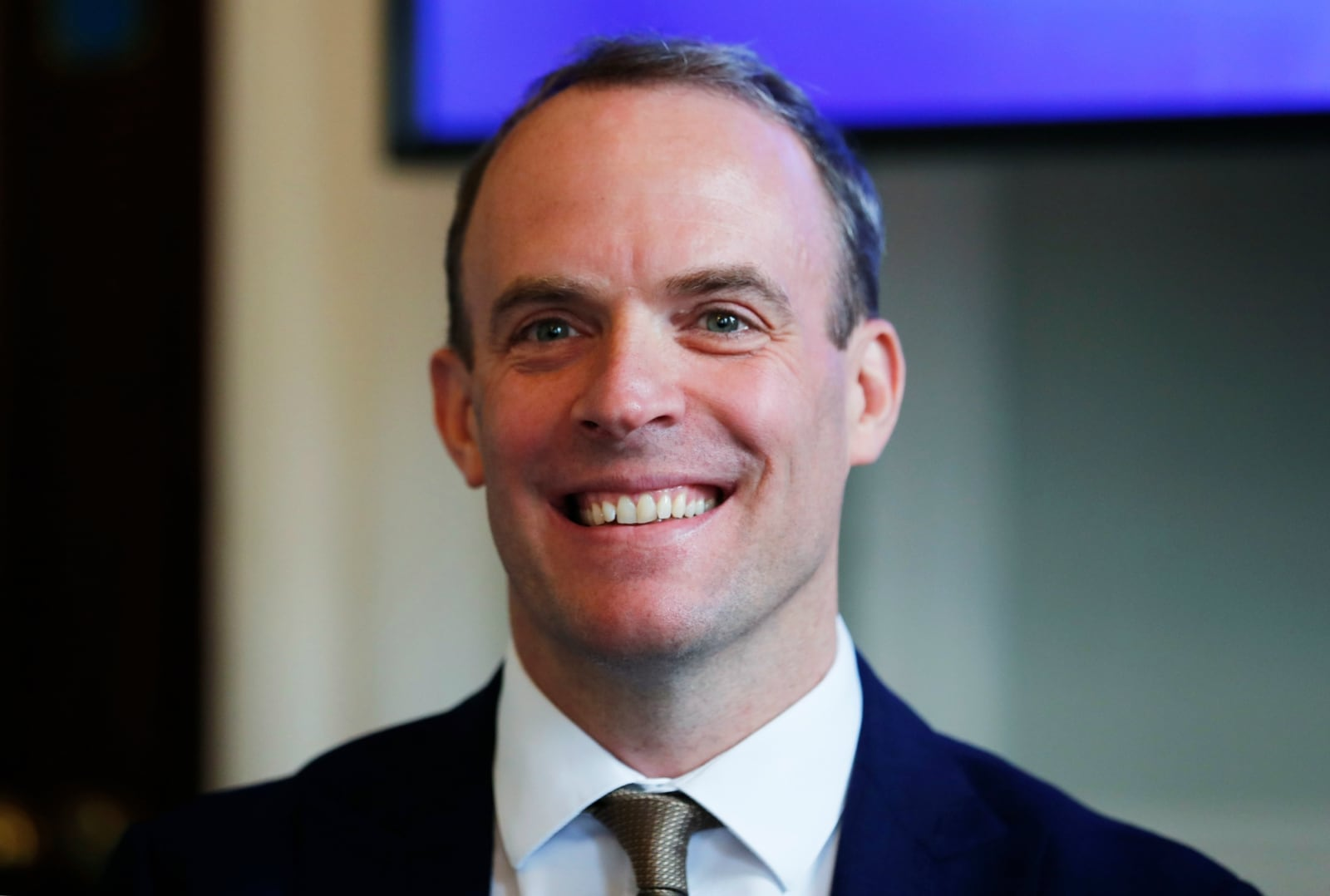 "DOMINIC RAAB, 44. Britain's former Brexit minister quit May's government last year in protest at her draft exit agreement, saying it did not match the promises the Conservative Party made at a 2017 election. Raab served only five months as head of the Brexit department, having been appointed in July. He was seen as a relative newcomer to the top table of government but had served in junior ministerial roles since being elected in 2010. Raab campaigned for Brexit ahead of the referendum and is a black belt in karate. Asked earlier this month if he would like to be prime minister he said: ""Never say never."""