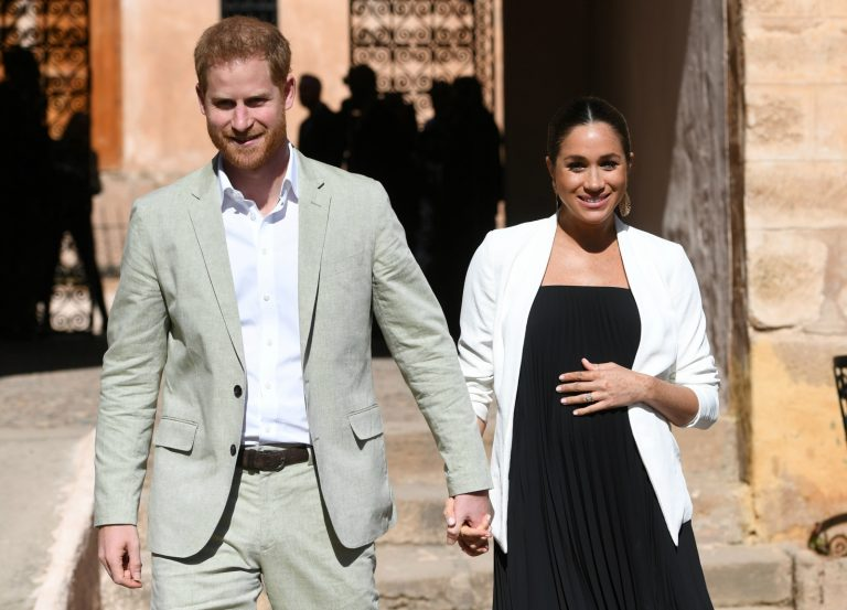 Forget Brexit, there's a new British royal baby on the way