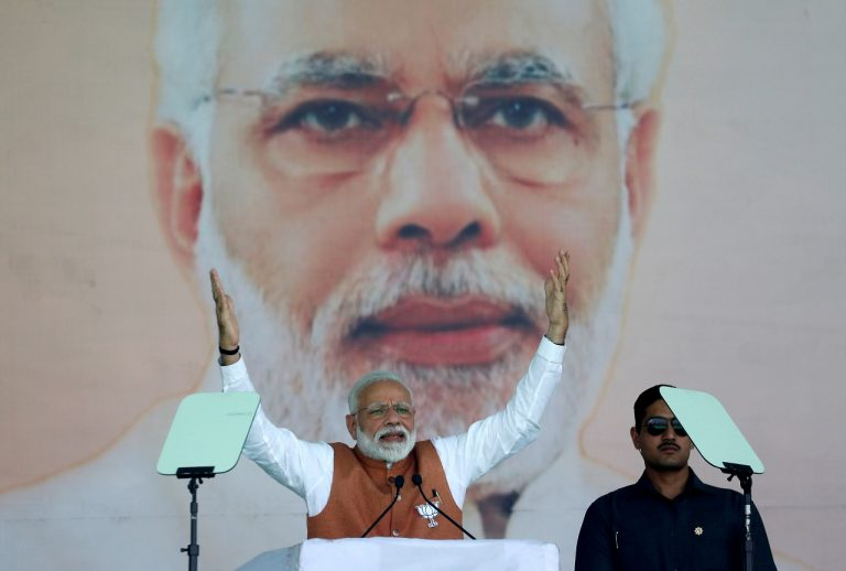 Lok Sabha polls: Modi to file nomination from Varanasi on April 26; Amit Shah, Adityanath, others to be present