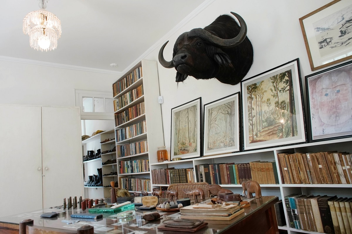 A view of the Ernest Hemingway Museum. (REUTERS/Alexandre Meneghini)