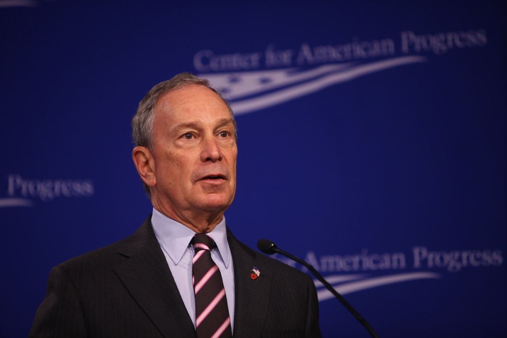 Michael Bloomberg: Net Worth: $55.6 billion. Michael Bloomberg cofounded financial information and media company Bloomberg LP in 1981. An active philanthropist, he has donated more than $5 billion to gun control, climate change and other causes.