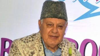 JKCA money laundering case: Farooq Abdullah appears before ED again