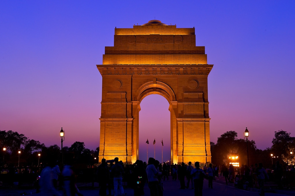 New Delhi, the capital of India is ranked at 162 in Mercer's Quality Of Living Index.