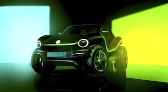Geneva show has electrics, sports cars and a Volkswagen dune buggy