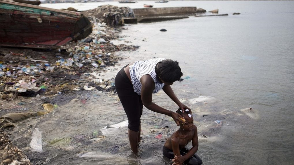 World Water Day: In war, dirty water more dangerous to children than violence, says UNICEF