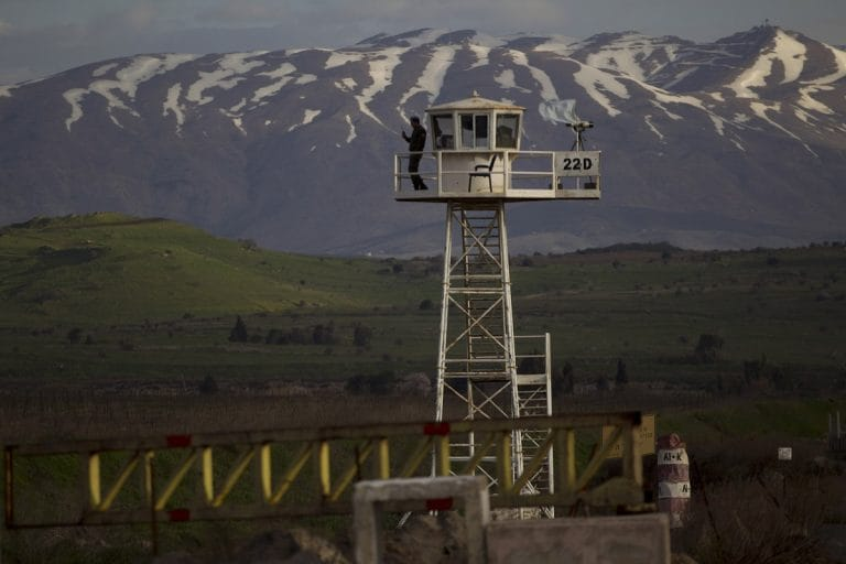 US isolated at UN Security Council over Golan decision