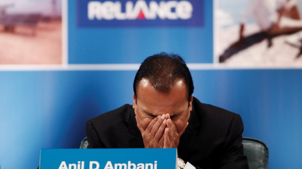 Reliance Capital's rating downgrade puts its $5 billion debt at risk, says report