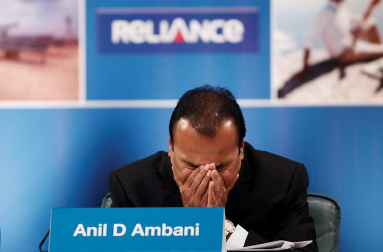 Reliance Capital shares hit two-decade low on plans of exiting lending business