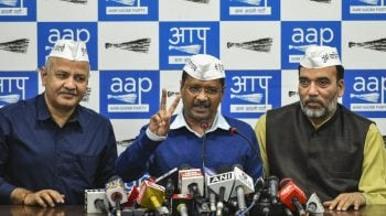 AAP candidates to file nominations on Monday, Congress wasted time, says senior leader Gopal Rai