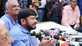 Lok Sabha Elections 2019: Kanhaiya Kumar files nomination from Begusarai; pitted against BJP's Giriraj Singh