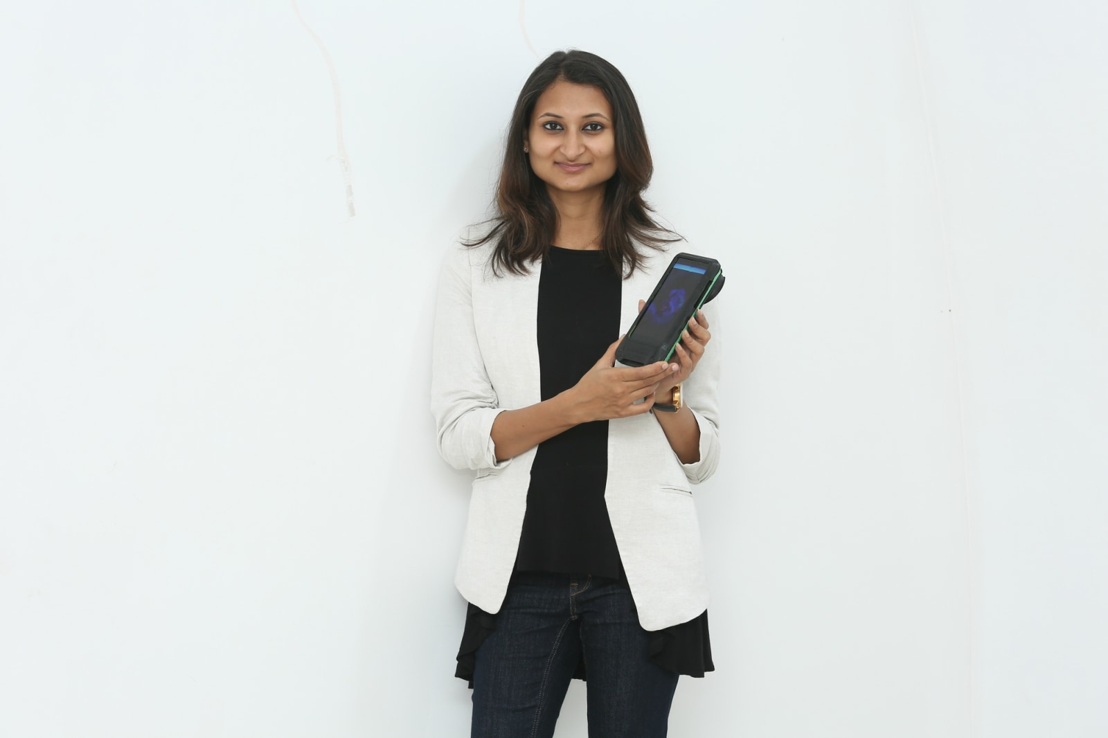 Geethanjali Radhakrishnan: She is a biomedical engineer, who worked in research and then as a software developer at Tata Consultancy Services. After four years, she felt that her biomedical background would be better utilised to develop solutions for healthcare problems in India. She founded Adiuvo Diagnostics in 2015.