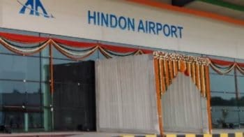 Delhi-NCR gets second airport, commercial flight takes off from Hindon