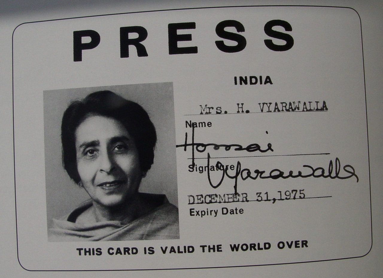 Another Press card that was valid the world over.