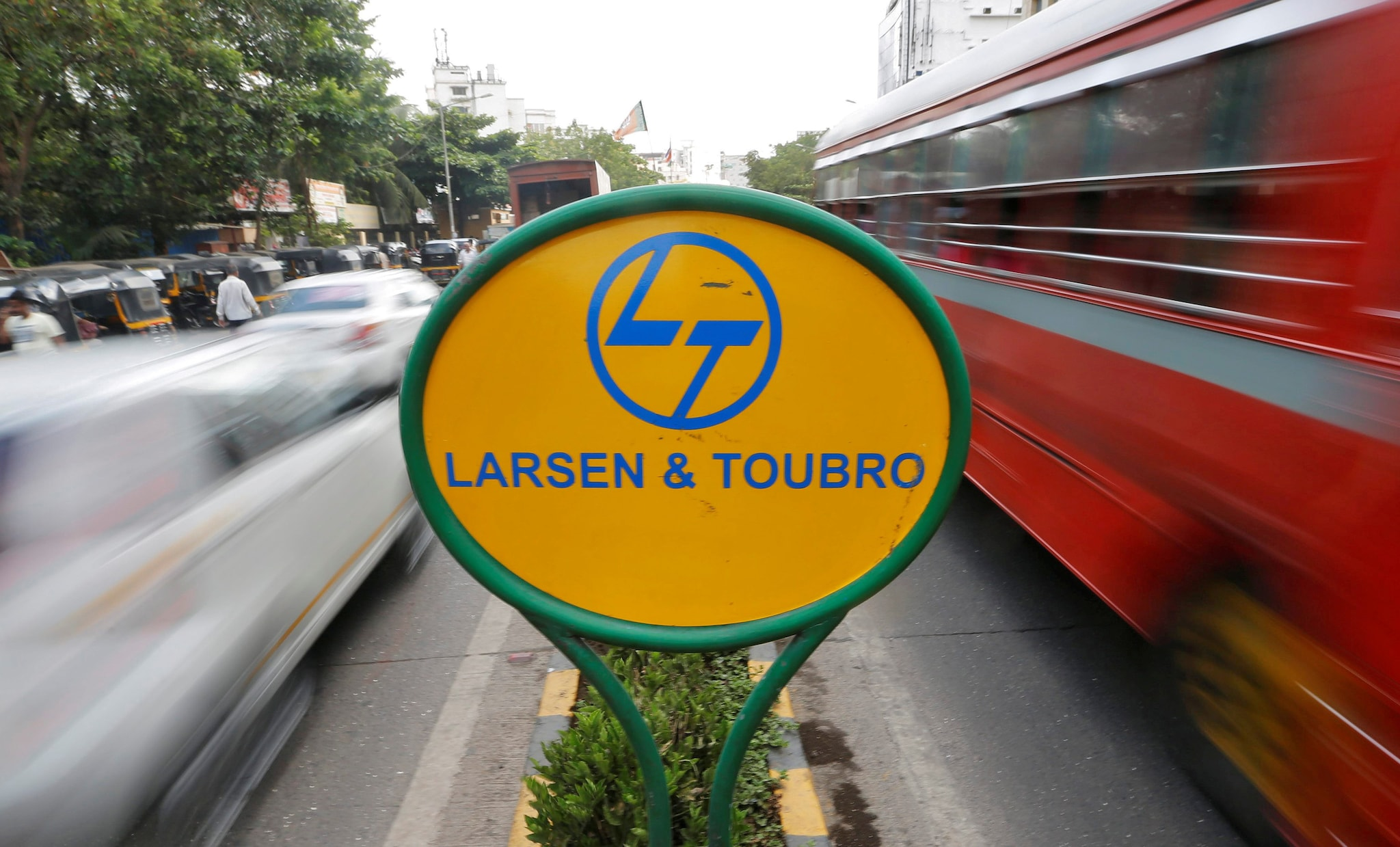 Larsen & Toubro: L&T reported a 7.9 percent rise in its consolidated net profit at Rs 3,418.24 crore for the quarter ended March 31, mainly on the back of strong revenues and improved execution efficiency. Its net profit stood at Rs 3,167.47 crore during the corresponding period a year ago. (Stock image)