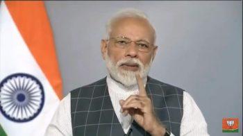 Prime Minister Narendra Modi condemns blasts in Sri Lanka